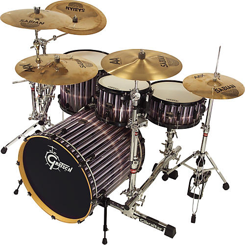 Gretsch Drums Catalina Club Mod G-Tube 4-piece Shell Pack