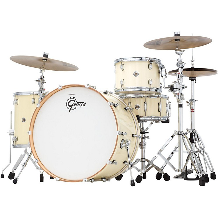 Gretsch DrumsCatalina Club Rock 4-Piece Shell Pack with 24