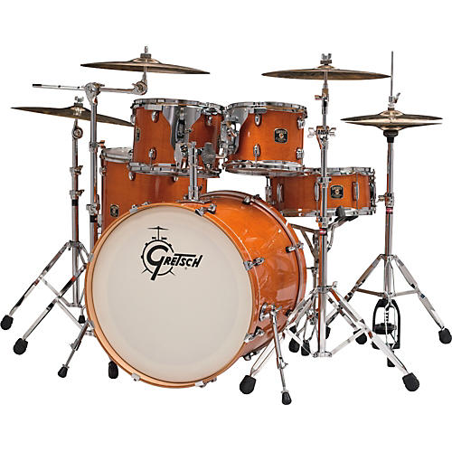 gretsch drums catalina maple 5 piece shell pack musician 39 s friend. Black Bedroom Furniture Sets. Home Design Ideas