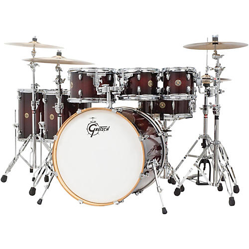 Gretsch Drums Catalina Maple 6-Piece Shell Pack with free 8 Tom-thumbnail