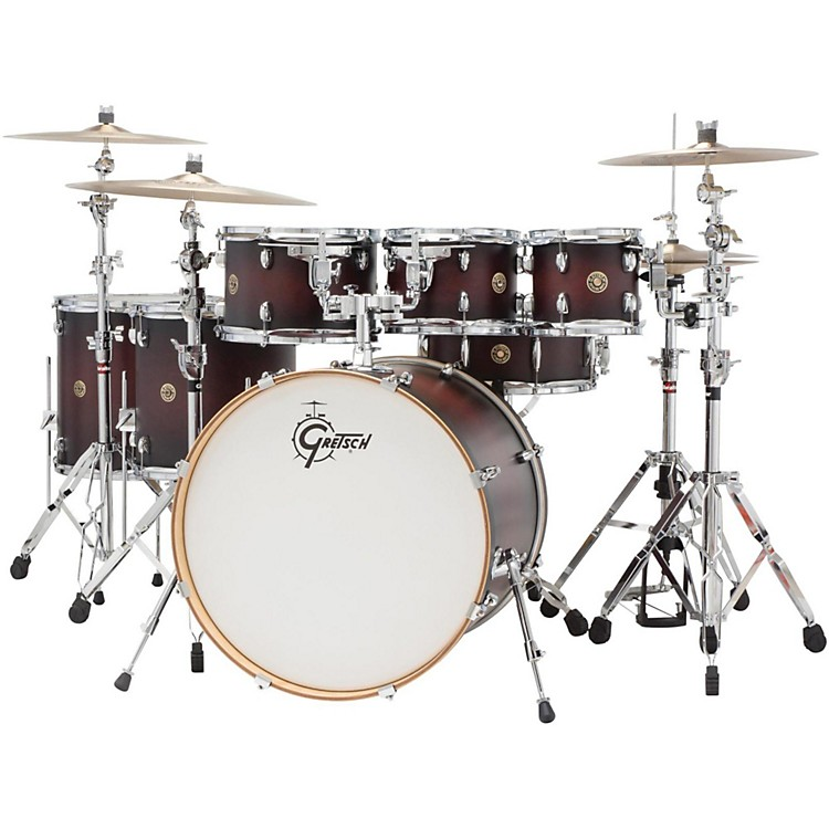 Gretsch DrumsCatalina Maple 6-Piece Shell Pack with free 8