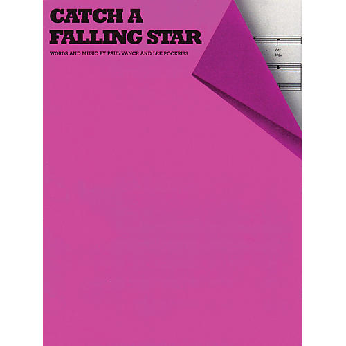 Music Sales Catch a Falling Star Music Sales America Series-thumbnail