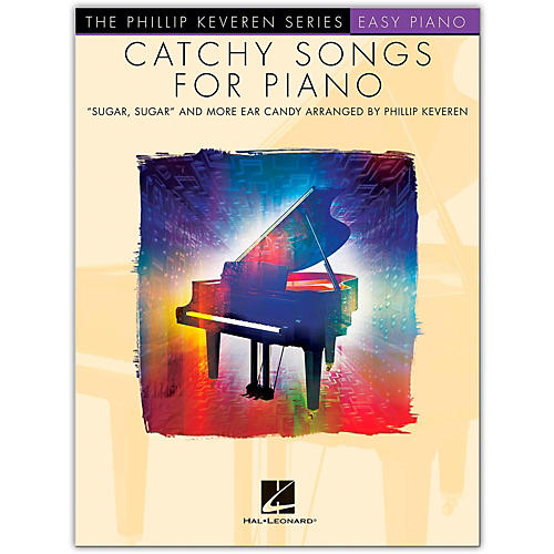 Hal Leonard Catchy Songs for Piano  - Phillip Keveren Series for Easy Piano-thumbnail