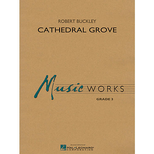 Hal Leonard Cathedral Grove - Music Works Series Grade 3-thumbnail