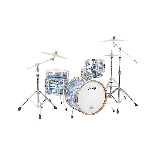 Ludwig Cavern Club Downbeat 4-Piece Shell Pack