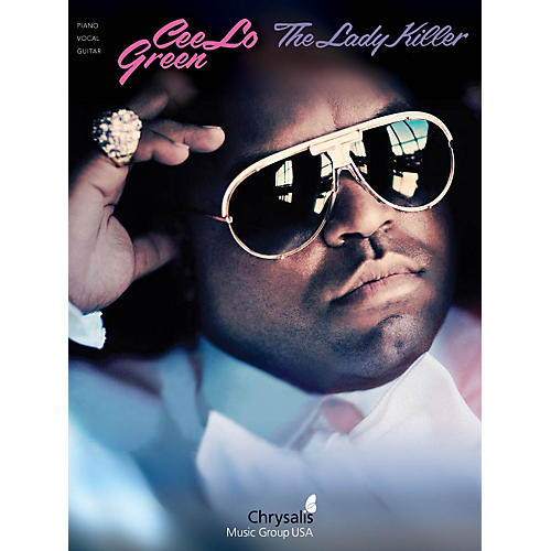 Hal Leonard Cee Lo Green - The Lady Killer PVG Songbook