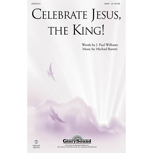 Shawnee Press Celebrate Jesus, the King! SATB composed by J. Paul Williams-thumbnail