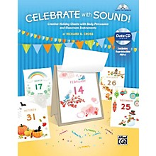 Alfred Celebrate with Sound! Book & Data CD