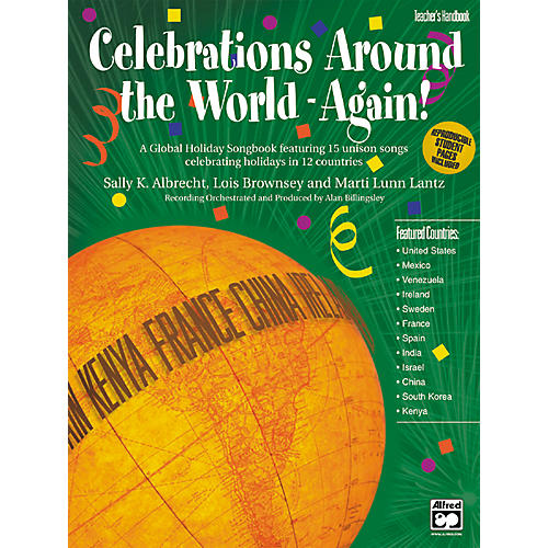 Alfred Celebration Around The World Again Teacher's Handbook