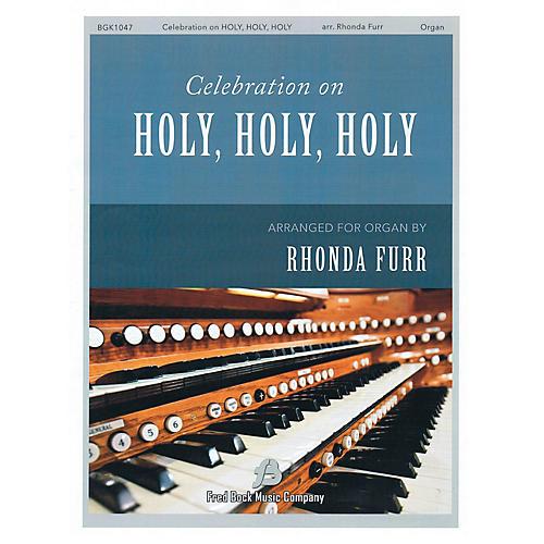 Fred Bock Music Celebration on 'Holy, Holy, Holy' Organ Solo-thumbnail
