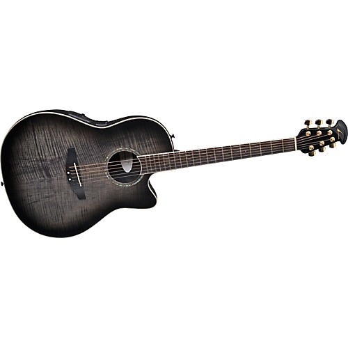 Ovation Celebrity CC28 Super Shallow Cutaway Acoustic-Electric Guitar-thumbnail