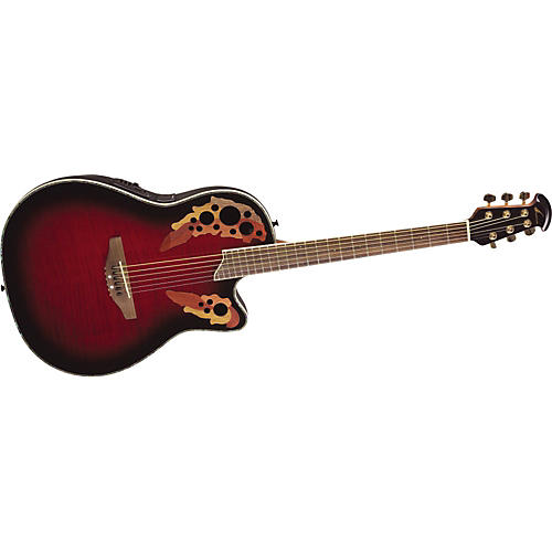 Ovation Celebrity Deluxe CC48 Acoustic-Electric Guitar