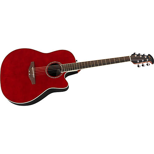 Ovation Celebrity GC057M Mid Depth Acoustic/Electric Guitar