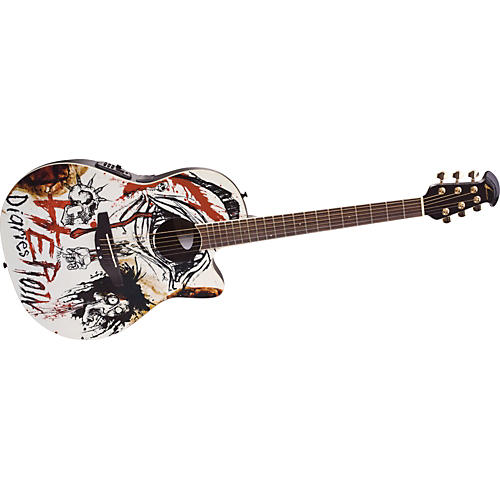 Ovation Celebrity NS28 Nikki Sixx