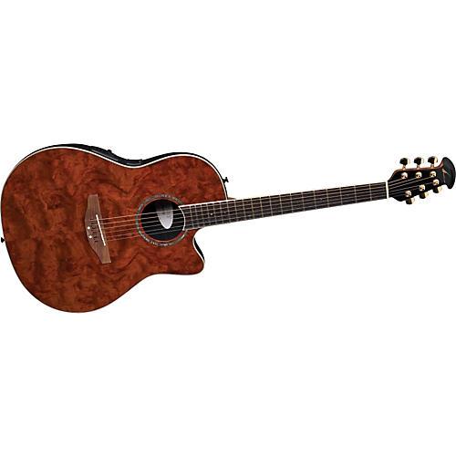 Ovation Celebrity SS Super Shallow Contour Acoustic-Electric Guitar