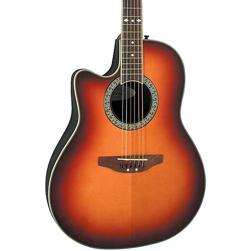 Ovation Celebrity Standard Left-Handed Acoustic-Electric Guitar-thumbnail