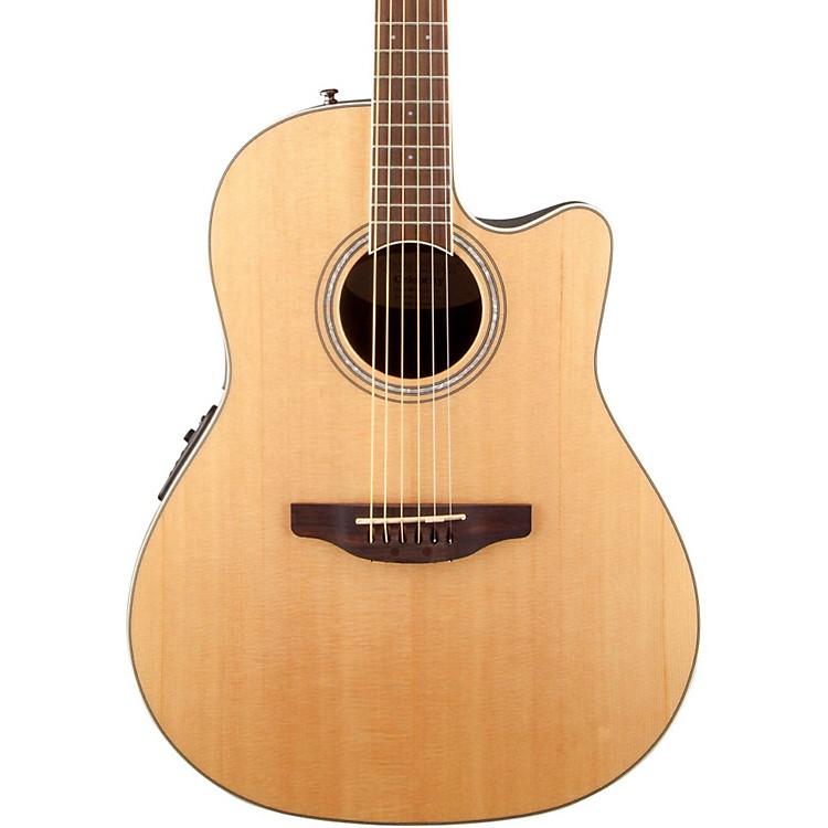 Ovation Celebrity Standard Mid-Depth Cutaway Acoustic ...