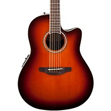 Ovation Celebrity Standard Mid-Depth Cutaway Acoustic-Electric Guitar