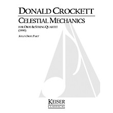 Lauren Keiser Music Publishing Celestial Mechanics LKM Music Series by Donald Crockett
