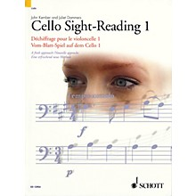 Schott Cello Sight-Reading 1 Misc Series Written by John Kember
