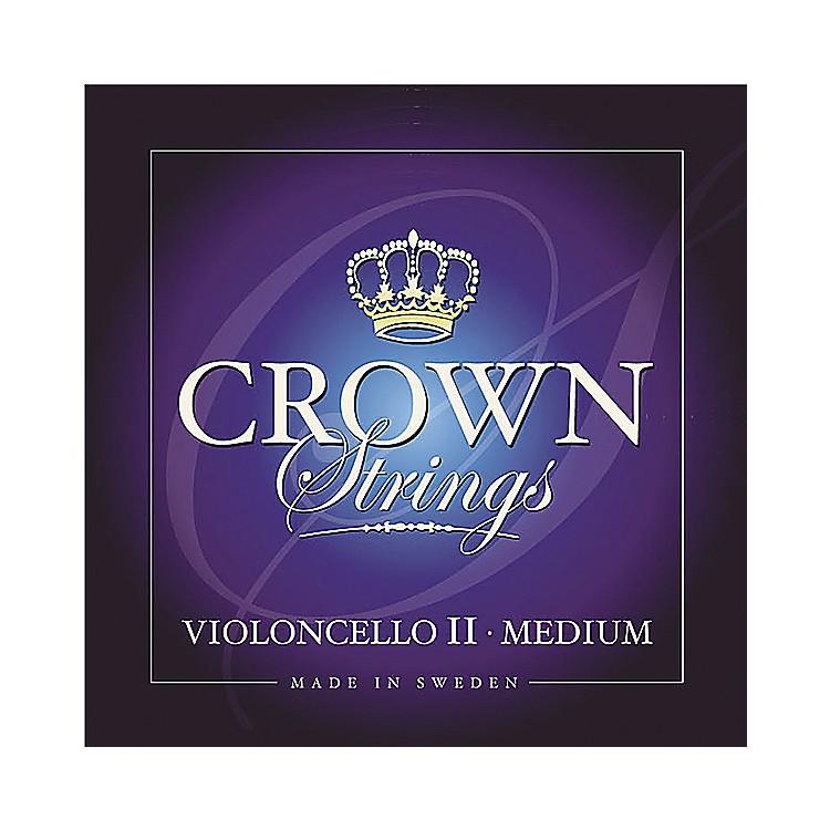 Crown StringsCello StringsA, Medium4/4 Size