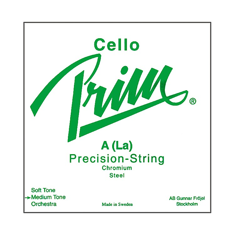 Prim Cello Strings A, Medium