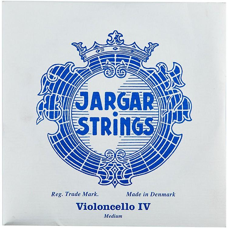 JargarCello StringsC, Silver, Forte4/4 Size