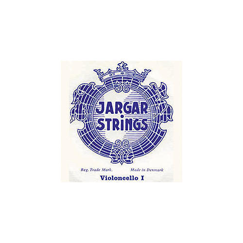 Jargar Cello Strings C, Silver, Dolce 4/4 Size