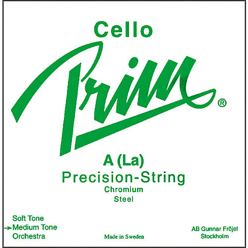 Prim Cello Strings G String Light Gauge 4/4 Size