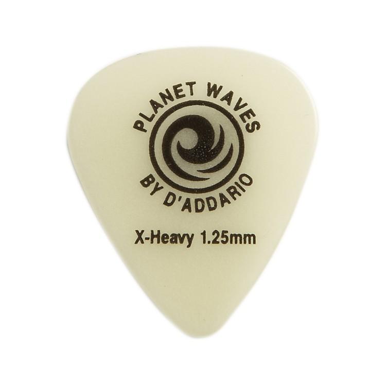 Planet WavesCellu-Glow Guitar PicksExtra Heavy100 Pack