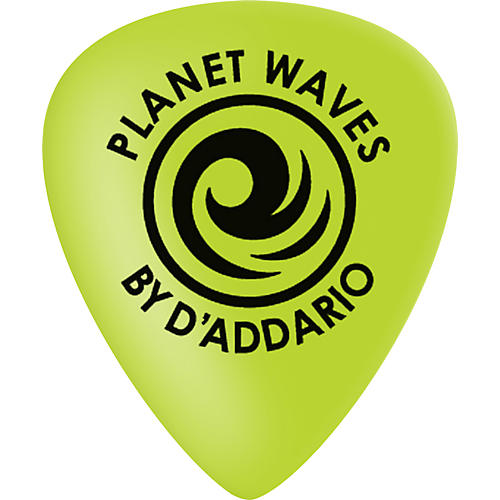 D'Addario Planet Waves Cellu-Glow Guitar Picks Extra Heavy 25 Pack
