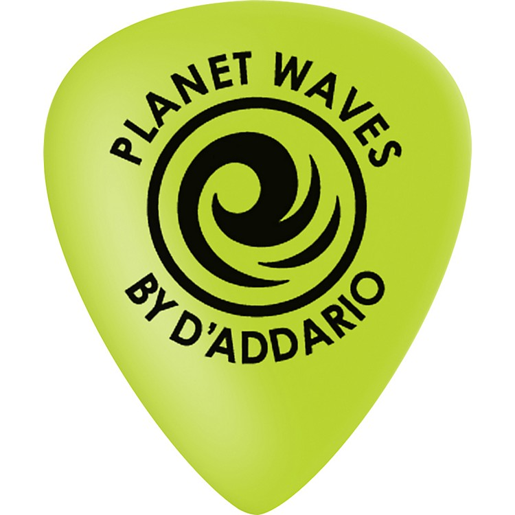 Planet Waves Cellu-Glow Guitar Picks Extra Heavy 25 Pack