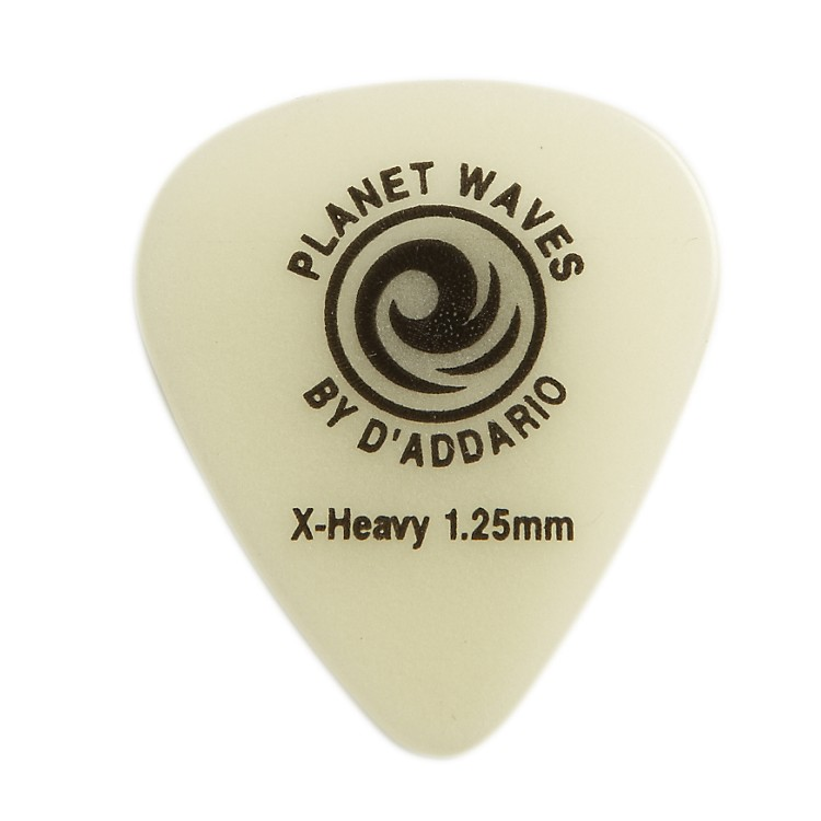 Planet WavesCellu-Glow Guitar PicksHeavy25 Pack