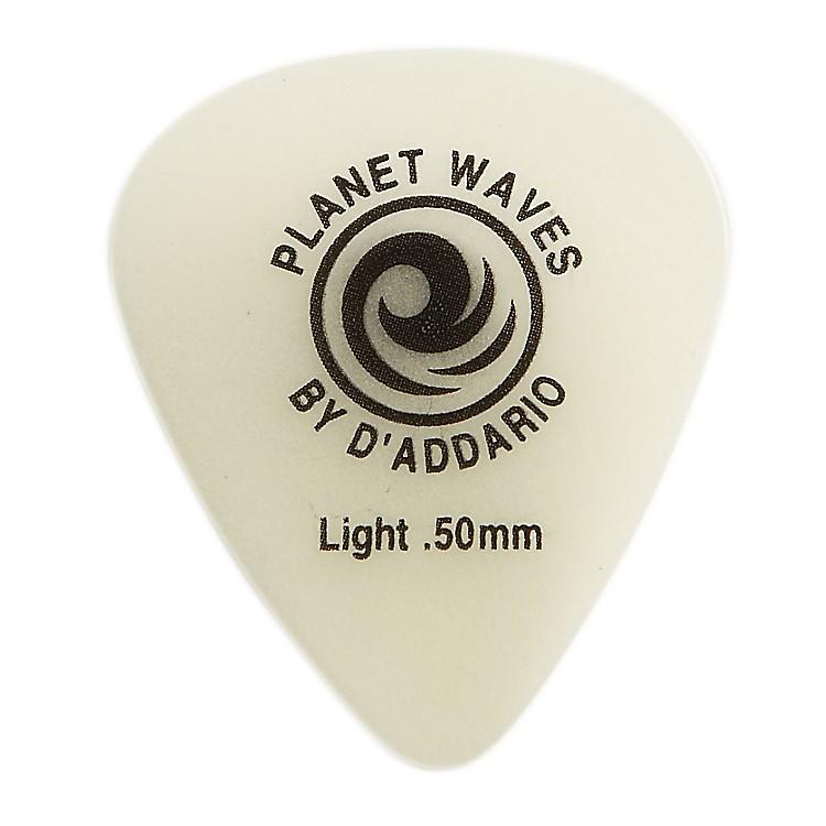 D'Addario Planet WavesCellu-Glow Guitar PicksLight100 Pack