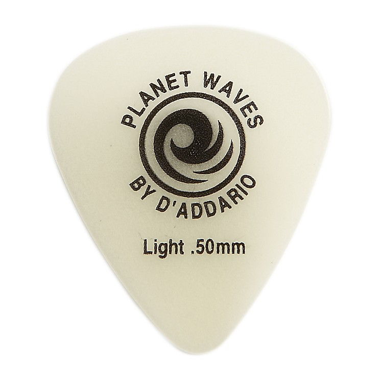 Planet Waves Cellu-Glow Guitar Picks Light 100 Pack