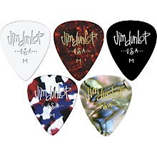 Dunlop Celluloid Classic Guitar Picks 1 Dozen Confetti Thin