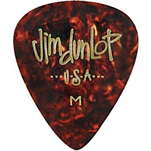 Dunlop Celluloid Classic Guitar Picks 1 Dozen Shell Heavy
