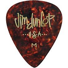 Dunlop Celluloid Classic Guitar Picks 1 Dozen Shell Thin