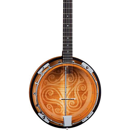 Luna Guitars Celtic 5-String Banjo