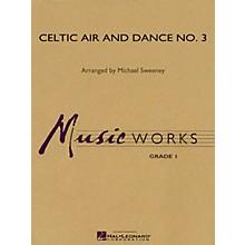 Hal Leonard Celtic Air & Dance No. 3 Concert Band Level 1.5 Arranged by Michael Sweeney