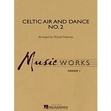 Hal Leonard Celtic Air and Dance No. 2 Concert Band Level 1.5 Arranged by Michael Sweeney
