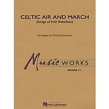 Hal Leonard Celtic Air and March (Songs of Irish Rebellion) Concert Band Level 1.5 Composed by Michael Sweeney