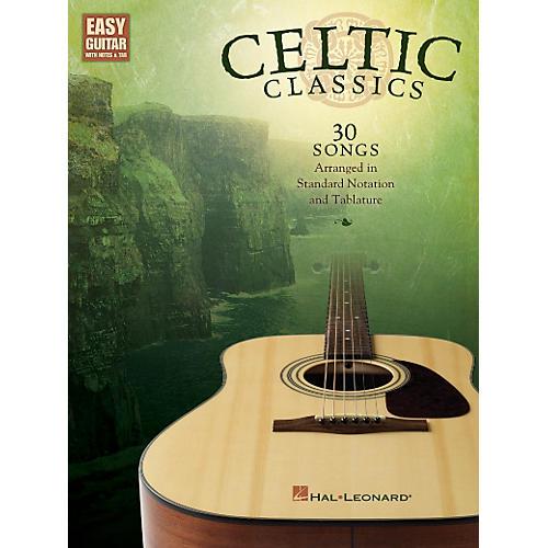 Hal Leonard Celtic Classics - Easy Guitar With Tab-thumbnail