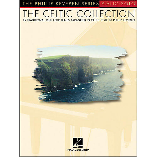 Hal Leonard Celtic Collection for Solo Piano - 15 Traditional Irish Folk Songs -  Phillip Keveren Series-thumbnail