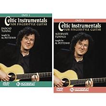 Homespun Celtic Instrumentals for Fingerstyle Guitar (2-DVD Set)