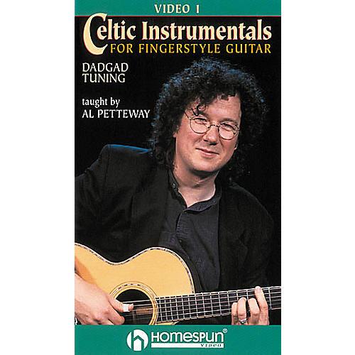 Hal Leonard Celtic Instrumentals for Fingerstyle Guitar Video