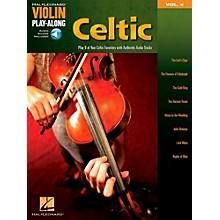 Hal Leonard Celtic Violin Play-Along Volume 4 Book/CD