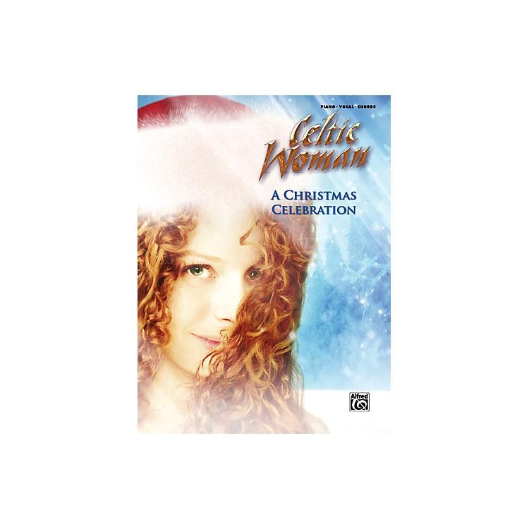 AlfredCeltic Woman A Christmas Celebration PVC Book