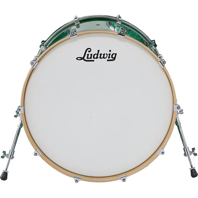 LudwigCentennial Bass DrumGreen Sparkle22X20