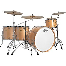 Ludwig Centennial Zep 4-Piece Shell Pack Natural